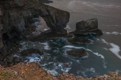 Wales Landscape Photography / The Green Bridge of Wales Pembrokeshire Coast