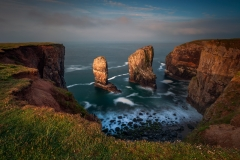 Wales Landscape Photography / The Stack Pembrokeshire Coast