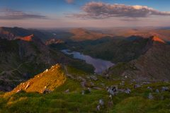 Landscape photography wales/Snowdon summit North Wales