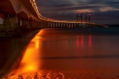 Wales Landscape Photography / The Prince of Wales Bridge