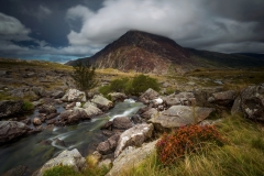 Wales Landscape Photography /Pen Yr Ole Wen Snowdonia North Wales
