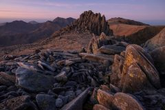 Wales Landscape Photography / Castle Of The Winds- Castell Y Gwynt, Snowdonia North Wales II