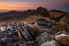 Wales Landscape Photography / Castle Of The Winds- Castell Y Gwynt, Snowdonia North Wales