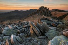 Wales Landscape Photography / Castle Of The Winds- Castell Y Gwynt, Snowdonia North Wales V