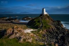 Wales Landscape Photography / Summer light Llanddwyn Island Anglesey North Wales