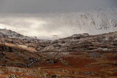 Wales Landscape Photography /Pen Yr Ole Wen snowy