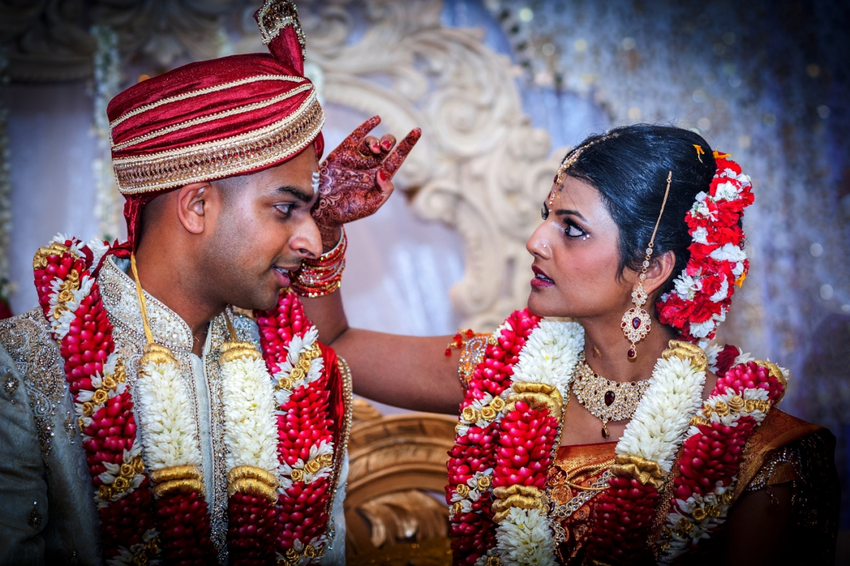 VEENA + KRIS – ASIAN TAMIL WEDDING Photography