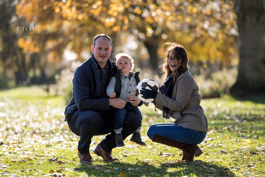 Worcester Family Photo Session in Autumn-Worcester Photography
