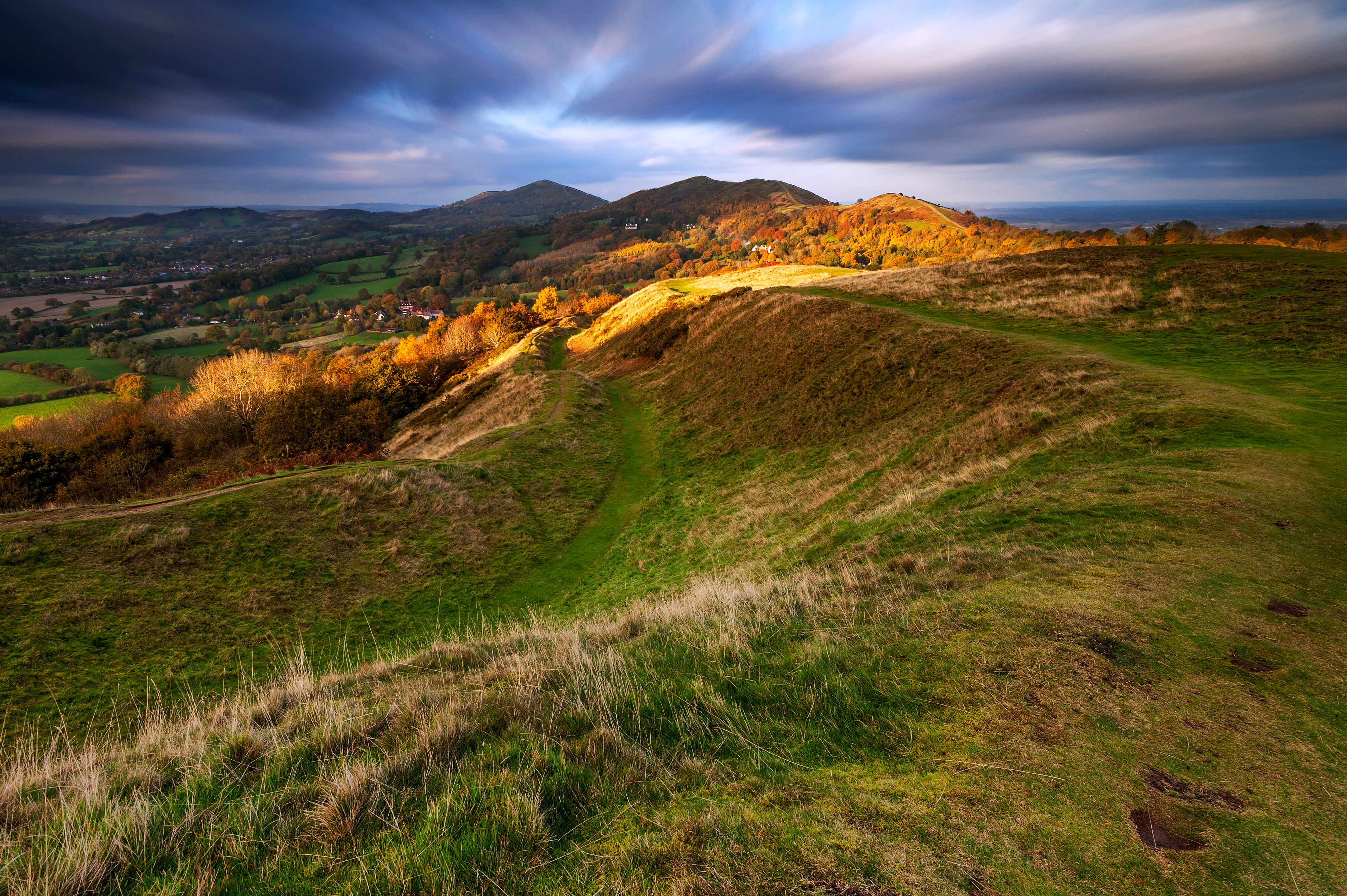 Landscape Photography Worcestershire And The Surrounding Areas