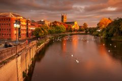 Landscape Photography Worcestershire/Worcester Cathedral  I