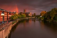 Landscape Photography Worcestershire/Worcester Cathedral  IV
