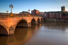 Landscape Photography Worcestershire /Worcester Bridge