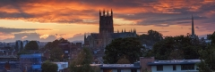Landscape Photography Worcestershire - Worcester Cathedral