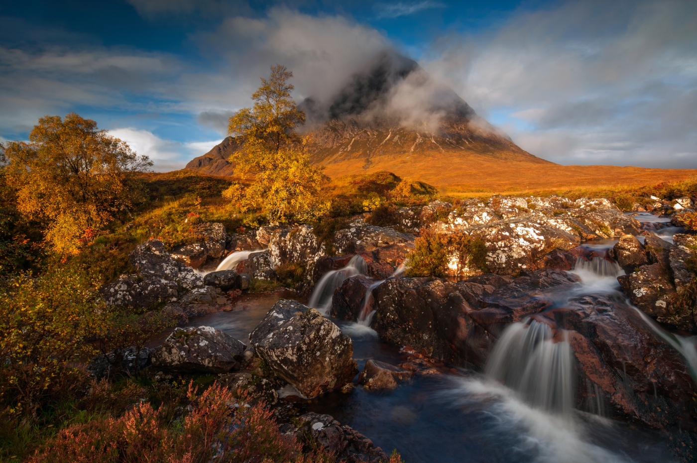 landscape scotland stunning highlands photographs locations